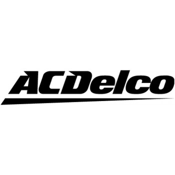 AC Delco Decal