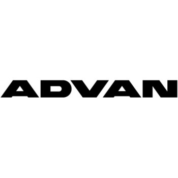 Advan Wheels Decal