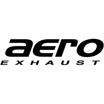 Aero Exhaust Decal