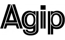 Agip Decal