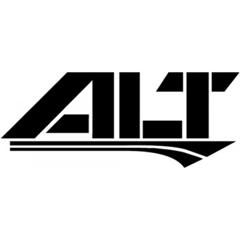 ALT Wheels Decal