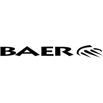 BAER Brakes Decal