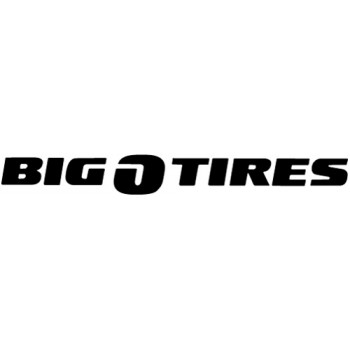Big O Tires Decal