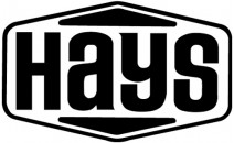 Hays Decal