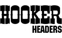 Hooker Headers Decal