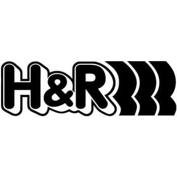 H&R Decal