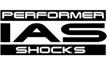 IAS Shocks Decal