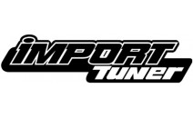 Import Tuner Decal
