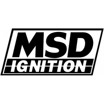MSD Ignition Decal