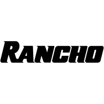 Rancho Decal