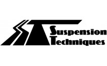 Suspension Techniques Decal