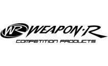 Weapon R Decal