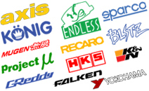 Aftermarket Logo Decals